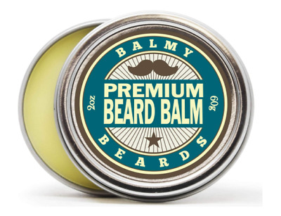 Balmy Beards Organic Wax Butter & Oils Leave In Conditioner & Mustache Softener  • 16.99£