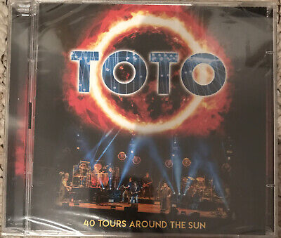 £5.94 • Buy Toto - 40 Hours Around The Sun [CD] Fast Dispatch, Free UK Post