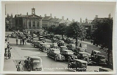 £16 • Buy Market Place, Chipping Norton, Oxfordshire. Frank Packer Photographer. Postcard.