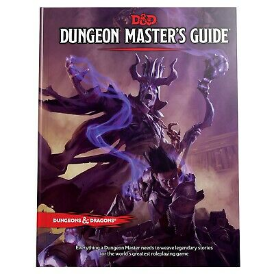 AU44.62 • Buy Dungeons & Dragons 5th Edition Dungeon Masters Guide