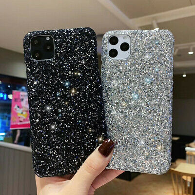 AU5.79 • Buy For IPhone 11 12 Pro Max 6 7 8 XR Case Glitter Sparkle Bling Cute Cover Girls