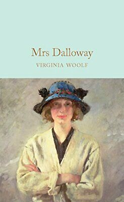 Mrs Dalloway (Macmillan Collector's Library) New Hardcover Book • 8.93£