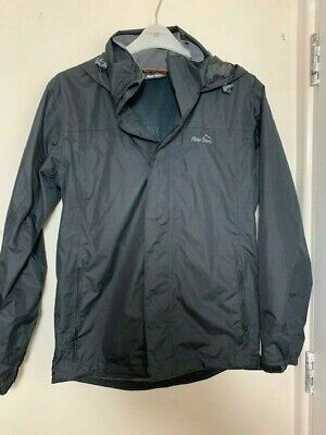 Mens Black Peter Storm Jacket - Size Small - Excellent Condition • 10£