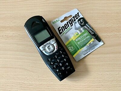 BT Synergy 4500 Phone -REPLACEMENT / SPARE HANDSET WITH BATTERIES ONLY- • 8£