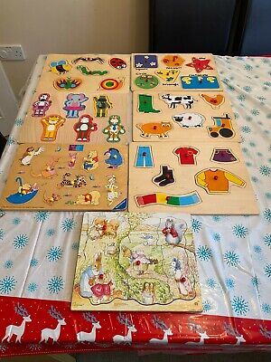 £2 • Buy Wooden Puzzles