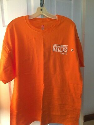 $10.95 • Buy Krispy Kreme Doughnuts Orange Dallas Texas Grand Opening T-shirt Size XL
