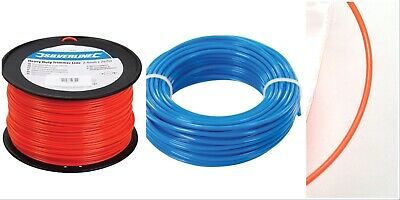 NEW HEAVY DUTY STRIMMER LINE 2.4mm X 15M FOR PETROL STRIMMERS STRIMMER WIRE CORD • 45£