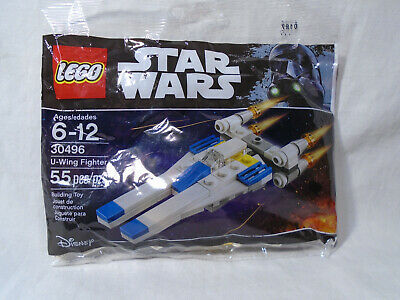 $ CDN12.44 • Buy LEGO STAR WARS #30496 * NEW - Sealed * 55 Pieces - U-WIng Fighter