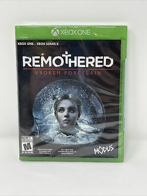 $26.99 • Buy Microsoft Xbox One & Series X Remothered Broken Porcelain Game Brand New Sealed