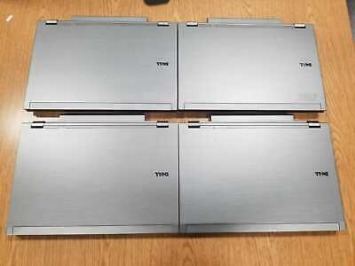 $ CDN1011.13 • Buy Lot Of 4 DELL Latitude E6510 Core I7  15.6 In Nvidia NVS 3100M - TESTED