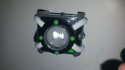 Ben 10 Deluxe Omnitrix Cartoon Network Role Play Watch Playmates Toys • 18.08£