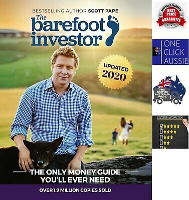 AU26.60 • Buy The Barefoot Investor 2020 Update   Paperback Book   BRAND NEW   FREE SHIPPING