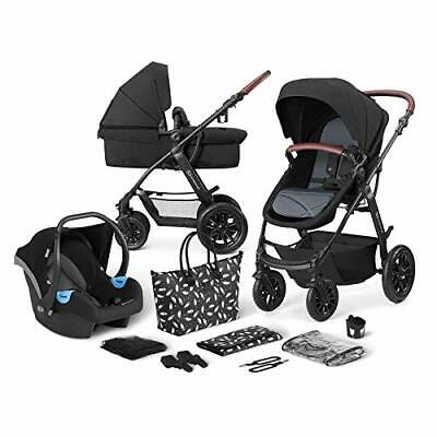 AU645.58 • Buy XMOOV Kinderkraft Pram, Baby Pushchair Travel System Buggy + Various Accessories