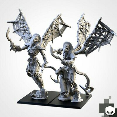 Armies Of The Sand : Tomb Reapers Tomb Royalty Proxy 3D Resin Printed • 16£