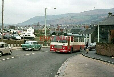 £1.50 • Buy Photo  Rhymney Valley District Council Bus Will Have Come Across From The Rhymne