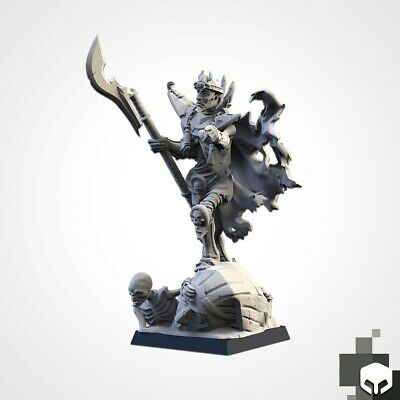 Armies Of The Sand : Tomb Nomarch Tomb Royalty Proxy 3D Resin Printed • 3£