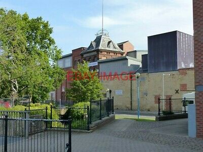 £1.85 • Buy Photo  Former Mansfield Brewery Some Of The Buildings Have Been Converted For Fu