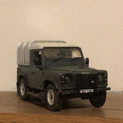 £24.95 • Buy Britains Land Rover Defender 90 | Weathered Conversion | Muddy