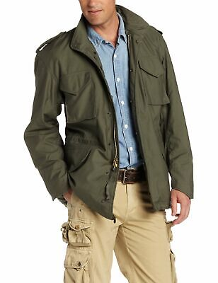 $224.99 • Buy Alpha Industries M-65 Field Jacket - Classic Oversized Military Field Coat Large