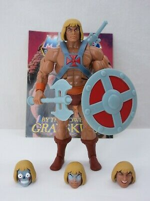 $135 • Buy MOTUC,ULTIMATES HE-MAN,Masters Of The Universe Classics,Filmation,Complete