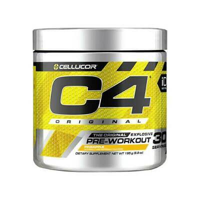 AU56.95 • Buy C4 Pre Workout By Cellucor