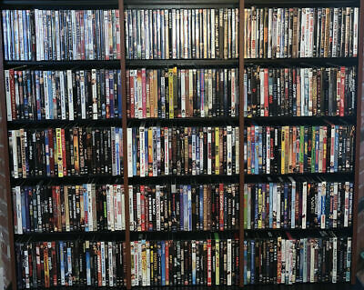 $ CDN68.90 • Buy Lot Of 100 Used ASSORTED DVD Movies - 100 Bulk DVDs - Used DVDs Lot - Wholesale