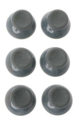 $7.27 • Buy Lot Of 6 3D Analog Thumb Stick Caps For Xbox 360 Controller Gray