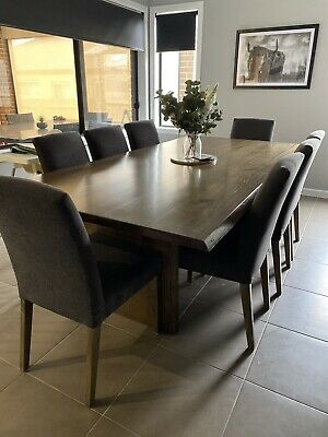 AU1500 • Buy 8 Seater Dining Table And Chairs