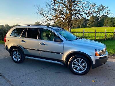 2003 Volvo XC90 2.4TD D5 AWD Geartronic - 1 Owner From New! - Free Delivery!  • 2,495£