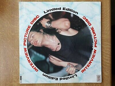 £15 • Buy The Cult Interview Limited Edition Picture Disc