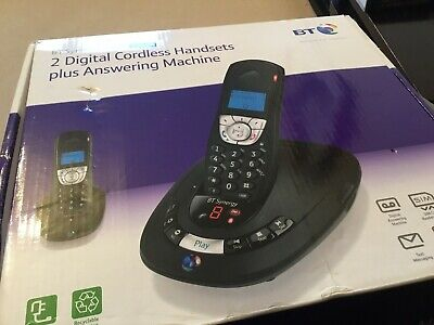 BT Synergy 4500 Telephone Set With 3 Handsets  • 30£