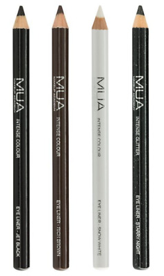 MUA Intense Colour Eye Liner Pencil Choose Shade Sealed • 3.49£