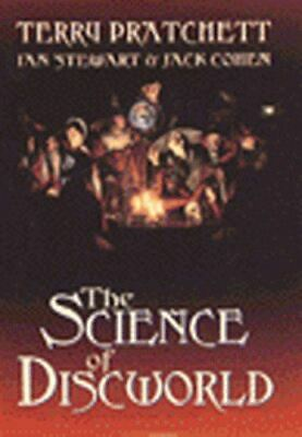 The Science Of Discworld [Hardcover] Pratchett, Terry; Stewart, Ian And Cohen, J • 12.09£