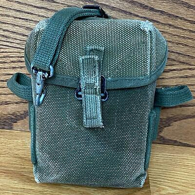 $17.99 • Buy M1956 M56 Canvas Small Arms Ammo Ammunition Magazine Pouch 2nd Pattern