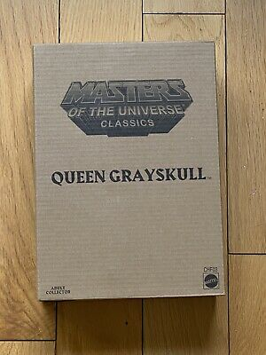 $79.99 • Buy MOTUC Masters Of The Universe Classics Queen Grayskull Figure Unopened MOTU New
