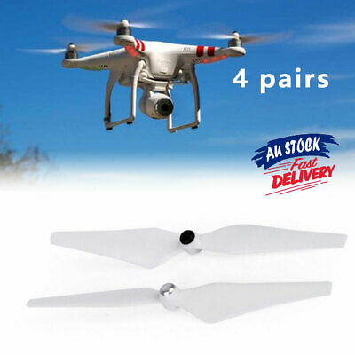 AU16.95 • Buy 8X Replacement Prop Drone Compatible With DJI Phantom 3 Parts Blade Propeller
