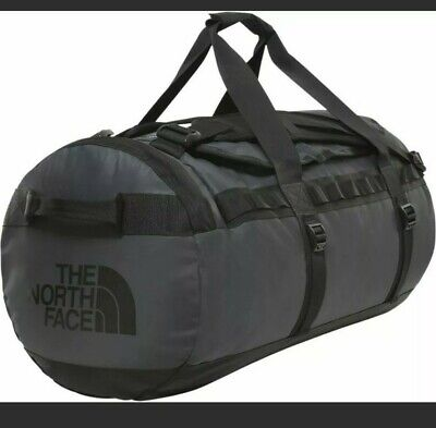 THE NORTH FACE Base Camp Duffel T93ETPTL6 Waterproof Travel Bag 71 L Size M New • 89.99£