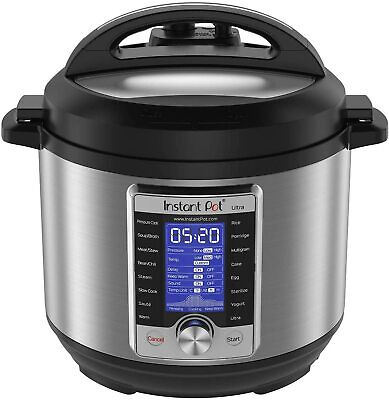 $ CDN270.15 • Buy Instant Pot Ultra 10-in-1 Electric Pressure Cooker, 8 Quart, 16 One-Touch