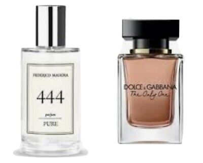 FM 444 Pure Collection Federico Mahora Perfume For Women 50ml FREE UK POST • 14.98£