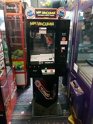 Coin Operated Mr Vacuum Arcade Machine • 700£