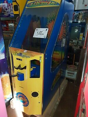 Coin Operated Lite'em Up Ticket 10p Arcade Machine • 650£