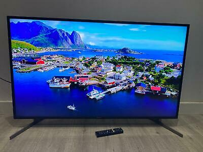 "Sony 55"" 4K Android HDR10 Smart LED TV (KD55XH8196) With 1 Years Warranty • 499£"