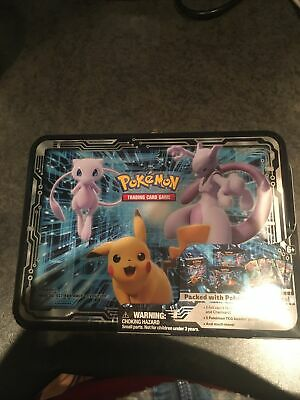Pokemon TCG Collector's Chest Tin Fall 2019 NEW And SEALED • 220£