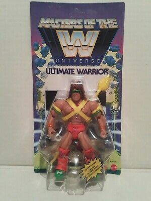 $49.99 • Buy Masters Of The WWE Universe ULTIMATE WARRIOR  Series 1