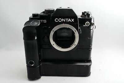 $ CDN189.84 • Buy [As Is, Need To Repair] Contax RTS II Quartz Film Camera Body From Japan