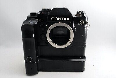 $ CDN189.38 • Buy [As Is, Need To Repair] Contax RTS II Quartz Film Camera Body From Japan