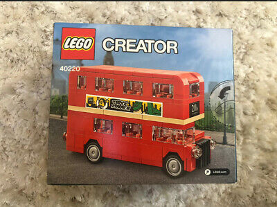 $ CDN25.45 • Buy LEGO Creator 40220, London Double Decker Bus Brand New Sealed, Building Blocks