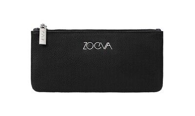 AU14.95 • Buy ZOEVA MAKEUP BAG_BRUSH POUCH_CLUTCH BLACK Small New With Tags