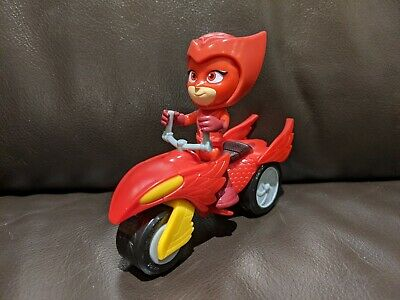 PJ Masks Super Moon Bike Owlette Figure • 4£