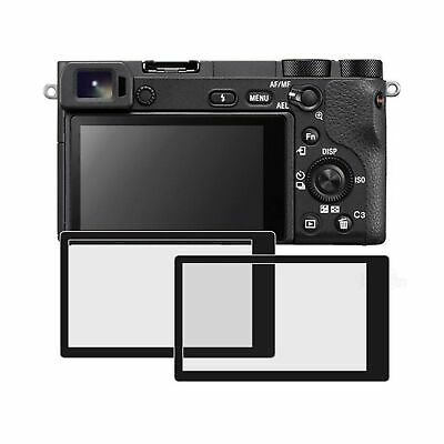 $ CDN13.74 • Buy PCTC Screen Protector Compatible For Sony DSLR Alpha A6400 A6500 A5100 ILCE-6...